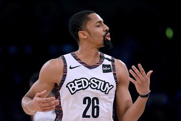 Spencer Dinwiddie Humbles Warriors Fans For Shaq Hot Takes