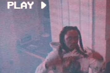 """Lil Gotit & Slimelife Shawty Go For VHS Quality In The """"Slime Hood"""" Video"""