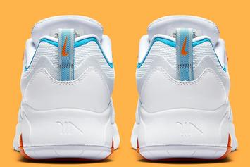 Dolphins-Inspired Nike Air Max 200 Blesses NFL Fans: Photos