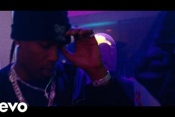 "Travis Scott & Young Thug Take It ""OUT WEST"" For The Official Video"