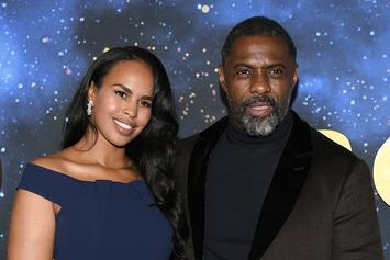 Idris Elba's Wife, Sabrina Dhowre, Tests Positive For Coronavirus