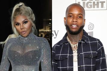 Lil Kim Taps Tory Lanez To Produce Next Album, Parties With Fivio Foreign