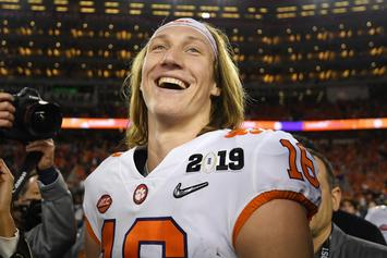 NCAA Changes Mind About Clemson QB Trevor Lawrence's Coronavirus GoFundMe