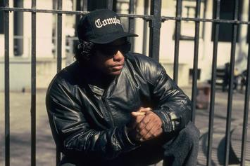 Eazy-E Celebrated By Son On 25th Anniversary Of His Death