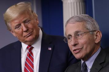 U.S. Expecting 100K-200K Coronavirus Deaths, Dr. Anthony Fauci Says