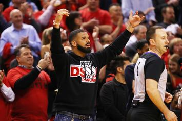 Drake Shares Photo Of Son Adonis For The First Time