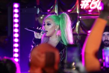 Doja Cat Gets Her First-Ever Top 10 Hit