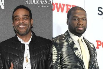 Jim Jones Responds To 50 Cent Trolling Him With Informant Allegations