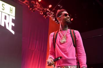 PnB Rock & Girlfriend Welcome Baby Girl