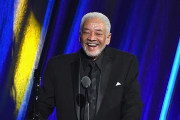 """""""Lean On Me"""" Singer Bill Withers Dies At 81"""