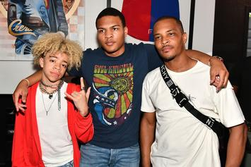 "T.I.'s Son King Harris Brags About Bands In ""Wild N Out"" Clip"