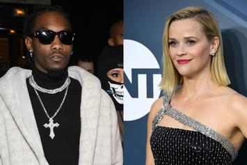 Offset & Reese Witherspoon Geek Out Over Cadillacs On IG Live