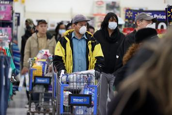 Walmart Sued For Negligence Over Coronavirus-Related Deaths