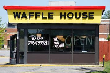 Waffle House Started Selling Their Mix Online, Already Sold Out