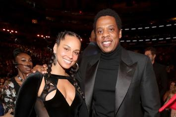 """Alicia Keys Was """"Embarrassed"""" After Jay Z Asked Her To Re-Record Hit Song"""