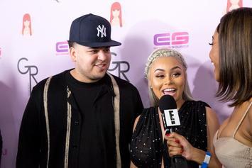 "Blac Chyna Accused Of ""Snorting Cocaine"" Before Attacking Rob Kardashian"