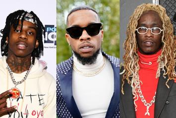 """Tory Lanez, Polo G & Young Thug Hold Down This Week's """"Fire Emoji"""" Playlist"""