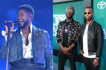 "Usher & DVSN Blow Up This Week's ""R&B Season"" Playlist"