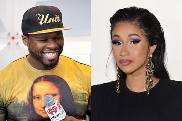 50 Cent, Cardi B & More Celebrate Easter Holidays