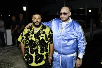 Fat Joe Offers DJ Khaled A Much Needed Haircut