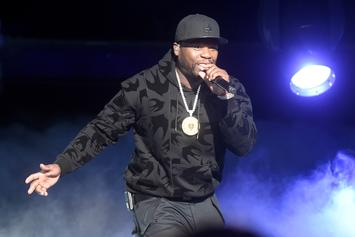 50 Cent Offers Enigmatic Response To Ja Rule Challenging Him To IG Battle