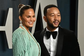 "Chrissy Teigen Raps Eminem's ""Lose Yourself"" In Funny Throwback Clip"