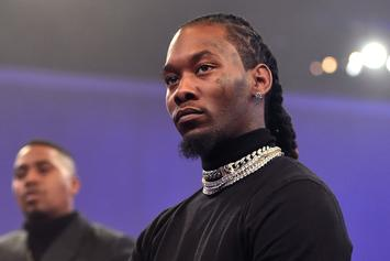 Offset's Baby Mama Taking Him Back To Court Over Child Support