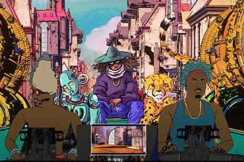 """EarthGang Continue Fleshing Out """"MirrorLand"""" With """"Avenue"""" Visuals"""