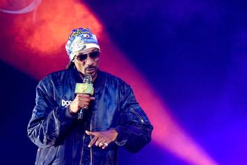 Snoop Dogg Is Entering The Wine Game
