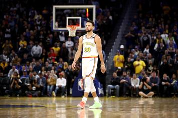 Steph Curry Recounts How It Felt Being Tested For Coronavirus