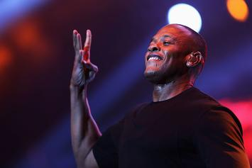 "Dr. Dre's ""The Chronic"" Hits All Streaming Platforms"