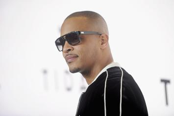 T.I. Explains Why He's Overprotective Of His Daughters