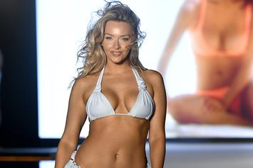 Camille Kostek Supports Rob Gronkowski's Return To NFL With A Bikini Post