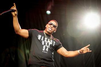 """Nelly Passionately Defends His Title As King Of """"Air Force 1s"""""""