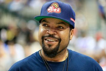 """Ice Cube Reacts To 25 Years Of """"Friday"""""""