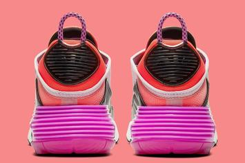 "Nike Air Max 2090 ""Fire Pink"" Dropping Soon: Official Photos"