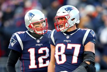 Tom Brady & Rob Gronkowski Receive Message From Tampa Bay Mayor