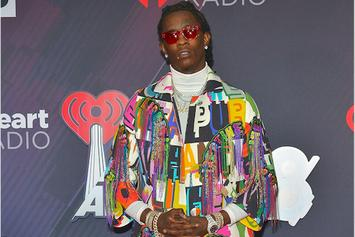 "Young Thug & His Daughter Do The ""Out West"" Challenge On TikTok: Watch"