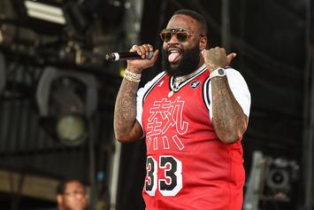 Rick Ross Fixing To Become A New Meme