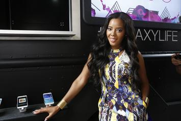 "Angela Simmons Flaunts Bikini In Body Positivity Post: ""Built Not Bought"""