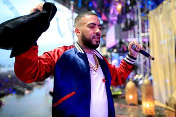 French Montana Deads Fivio Foreign Beef