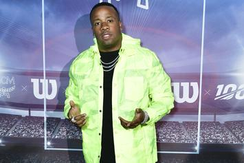 Yo Gotti Is A Big Fan Of Angela Simmons' Body Positivity