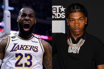 "LeBron James Says Lil Baby Is The ""Youngest MVP Since Derrick Rose"""