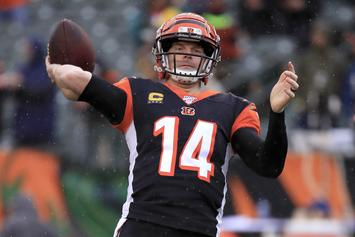 Andy Dalton Receives Interest From A Second AFC East Team