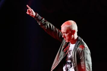 "Eminem's ""Music To Be Quarantined"" Playlist Is Full Of Classics"