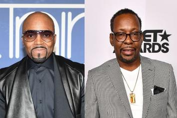 "Bobby Brown Argued With Teddy Riley Over ""My Prerogative"""