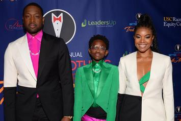 """Gabrielle Union Thinks It's """"Odd"""" To Receive Praise For Supporting Zaya Wade"""