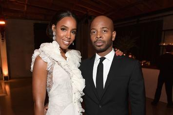 "Kelly Rowland Role Plays With Husband: ""We Spice Things Up A Bit"""