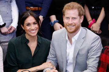 Prince Harry & Meghan Markle Move Into Tyler Perry's $18Mil Mansion: Report