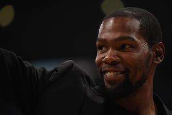 Kevin Durant Roasts Jalen Rose Who Claps Back With Skip Bayless Dig
